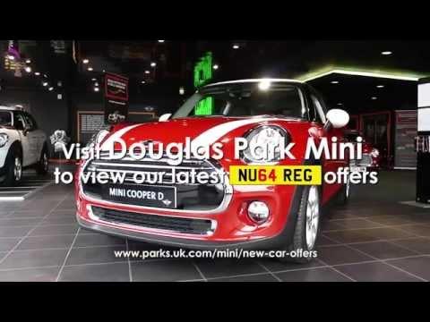 Douglas Park Mini - Open Our Door For a New '64