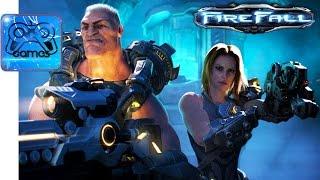 Firefall - CG Трейлер (Cinematic)