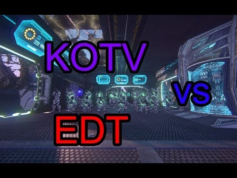 Planetside 2 KOTV vs EDT
