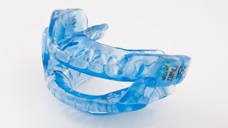 Oral appliances for treating snoring and sleep apnea