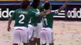 TV AZTECA DEPORTES EN SUDAMERICA-PARTIDO URU-MEX