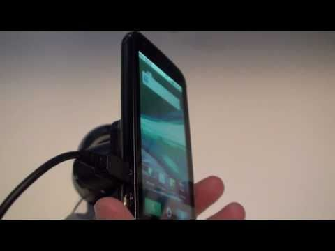 Motorola Atrix 4G Hands On