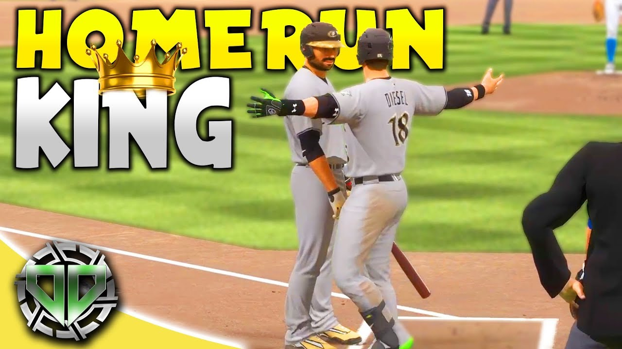 Homerun King Mlb The Show 18 Gameplay Career Mode