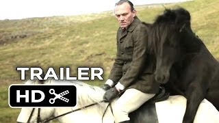 LA Film Festival (2014) - Of Horses and Men Trailer - Romantic Comedy HD