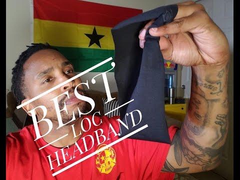 The BEST Loc Headband/Sweatband!?!?