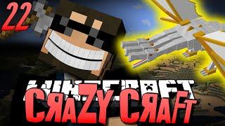 Minecraft CRAZY CRAFT 22 - THE KING BATTLE (Minecraft Mod Survival)