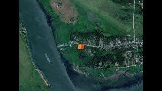 кос остров карта видео