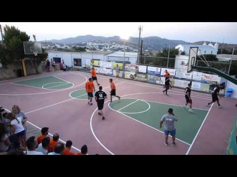 FRIENDS - SANTA BARBARA - 1/8/2016 - Κέχρος - 8ο Τουρνουά Μπάσκετ 4X4