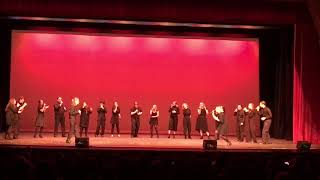Off the Record A Cappella ICHSA Midwest Quarterfinals
