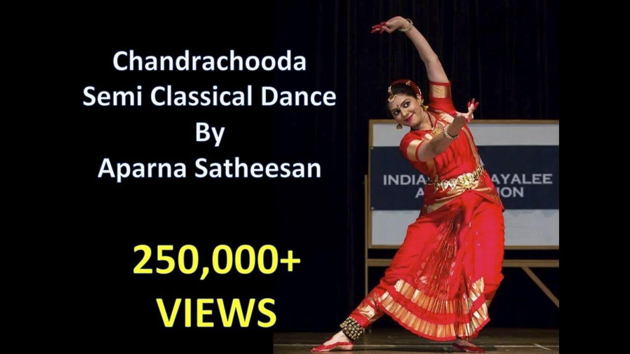 Chandrachooda Shiva by Aparna Satheesan, Samyoga