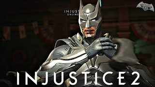 Injustice 2 - Online Beta Gameplay!
