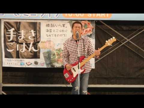 はなわ 佐賀県の歌 2016/11/5 佐賀熱気球世界選手権