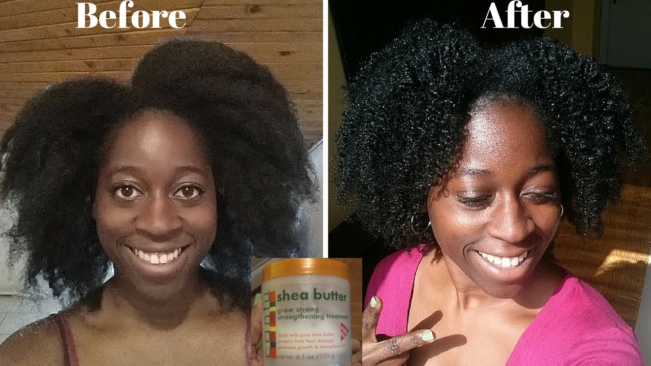 Cantu Grow Strong Strengthening Treatment Review YouTube