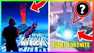 SEZON 9 NADCHODZI! WYBUCH WULKANU, EVENT NA LOOT LAKE'U | FORTNITE