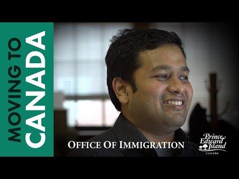 PEI PNP Immigration Profile - AFM Mursalin