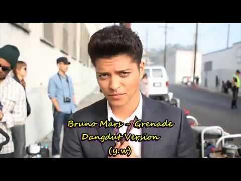 Bruno Mars Grenade Dangdut koplo { cacam & mall }