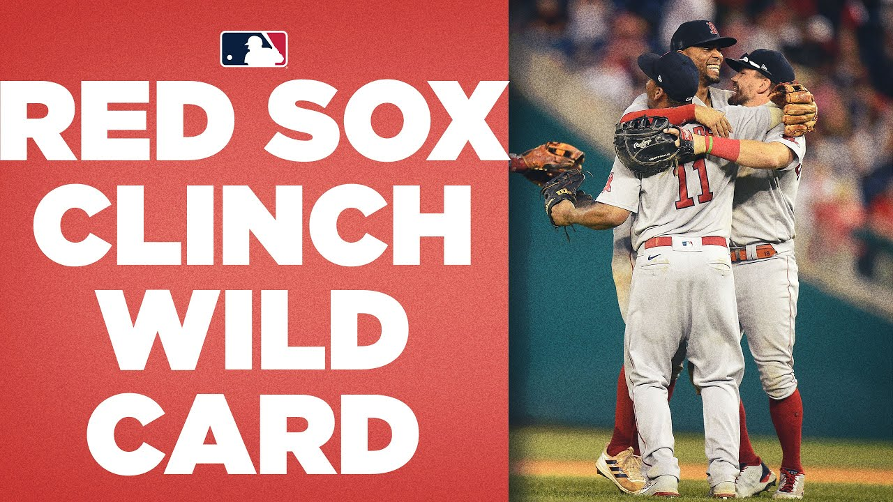 Red Sox rally late to clinch postseason spot! Score 6 unanswered runs to top Nationals