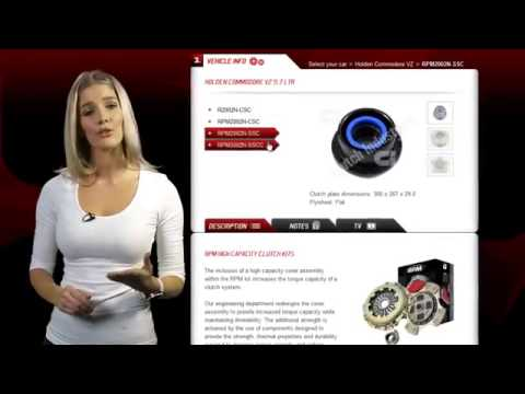 TV Clutch Industries How to use the Online Catalogue AND BUY AT www.brettstruck.com.au FREE SHIP*