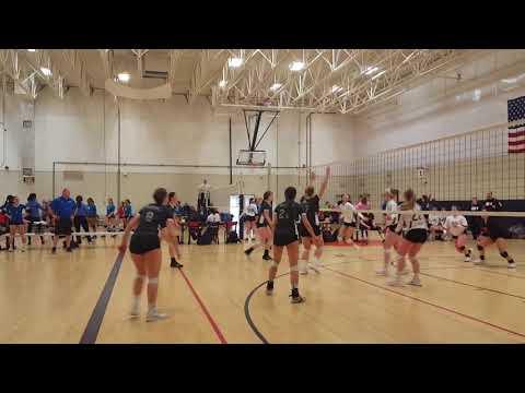 EPIC Volleyball Club 18 Black_Natalie Koke #22 Setter |