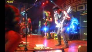 MICHAEL SCHENKER'S TEMPLE OF ROCK[ SOMETHING OF THE NIGHT ]  AUDIO TRACK