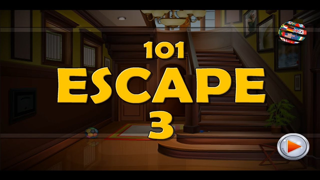 501 Free New Escape Games Level 3 Walkthrough Youtube
