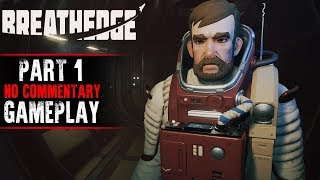 Breathedge Gameplay - Part 1 (No Commentary)