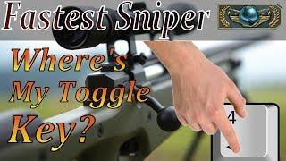 Fastest Sniper - Where's My Toggle Key? CS:GO (GLOBAL GAME)
