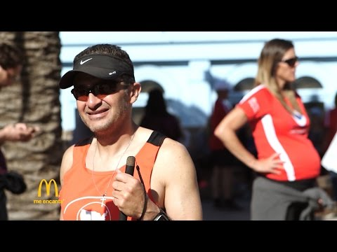 Blind Marathoner Jason Romero Runs Across The Country - YouTube