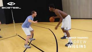 Summer Training With Andrew Wiggins