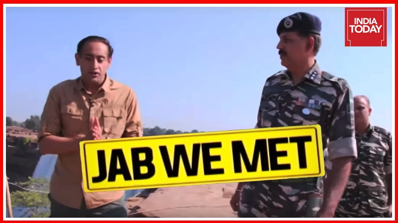 Jab We Met | Rahul Kanwal With CRPF Cobra Commandos In Chhattisgarh | Part 2