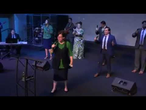 """Enter His Gates"" – Shara McKee & The Pentecostals of Katy Church"