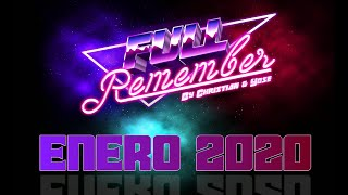 CANTADITAS 90 -2000 TEMAZOS REMEMBER ENERO 2020 by CHRISTIAN & YOSE
