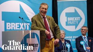 Nigel Farage campaigns in Workington - watch live