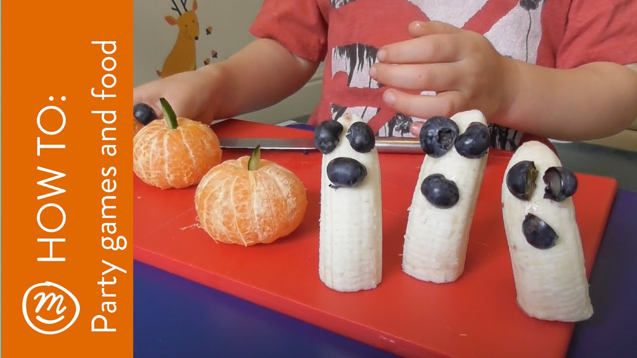 Halloween Party Games And Food Ideas How To With Channel