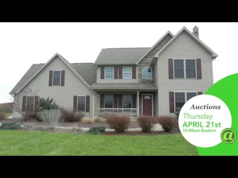 New Columbia Home Auction | 3247 Ridge Road, New Columbia, PA 17856