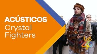 Crystal Fighters - All Night (acústico)