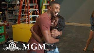 CREED II | Michael B. Jordan Fan Surprise | MGM