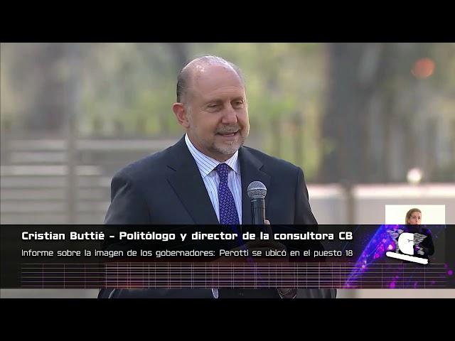 Cristian Buttié - politólogo y director de la consultora CB - Ciudadanos 01 08 21
