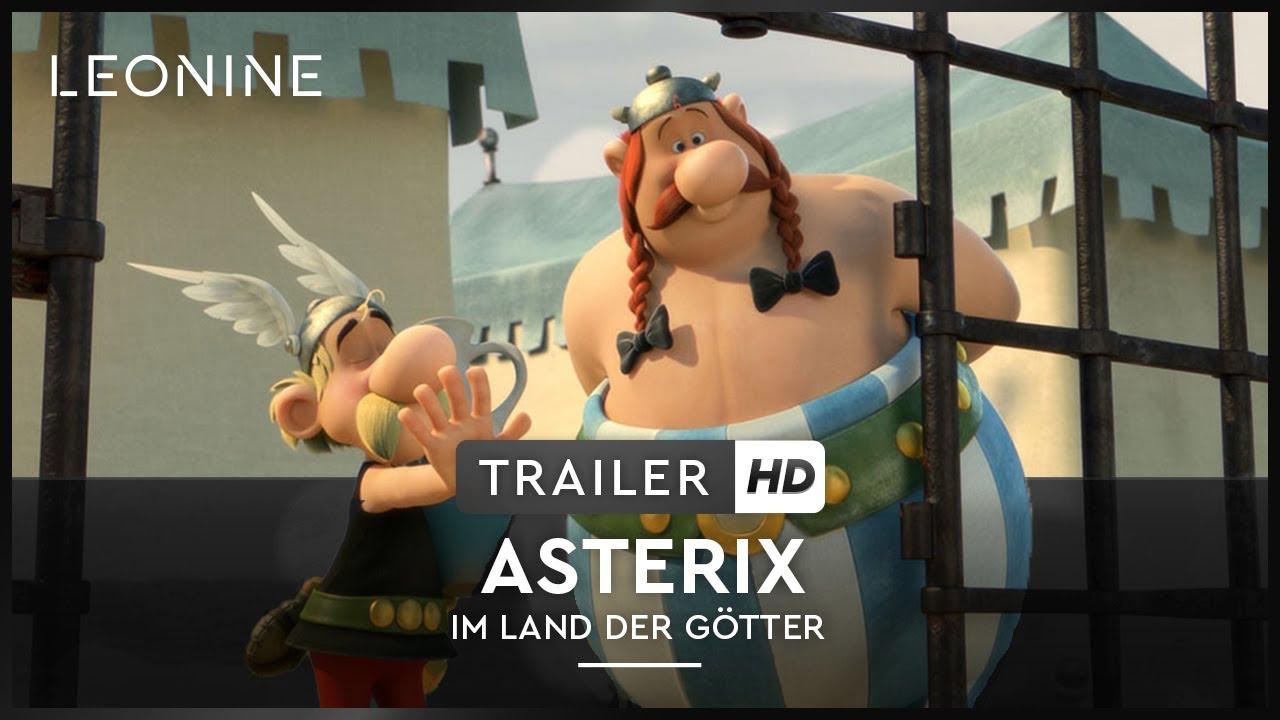 Asterix Im Land Der Götter Imdb