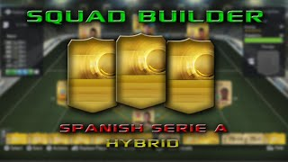 Fifa 15 - Squad Builder - Spanish/Serie A Hybrid Thumbnail