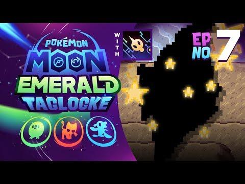 MY SHINY LUCK IS INSANE RECENTLY! • POKEMON MOON EMERALD #07 • GameboyLuke