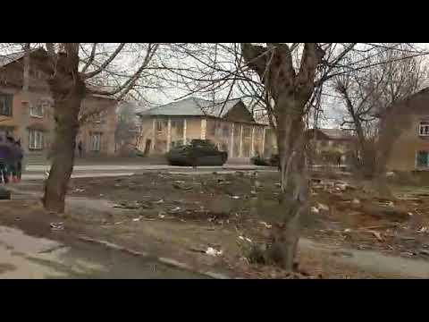 Военный парад 9мая (подготовка 2018)