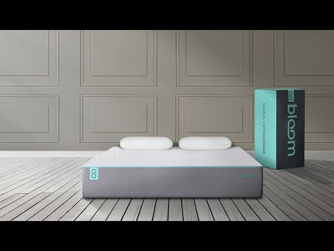 #SleepIsForTheStrong - Introducing Sleep Country's Bloom™ Mattress in a Box