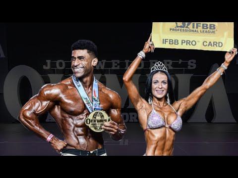 Amateur Olympia Portugal 2020   Men's Physique & Bikini   New Pros