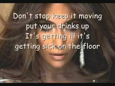 Jennifer Lopez - on the floor ft Pitbull FREE MP3 DOWNLOAD
