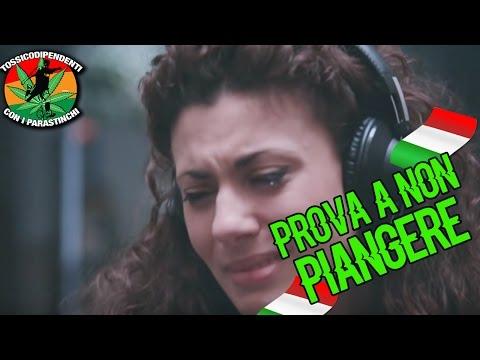 La frequenza segreta che fa commuovere ogni italiano #TDCP #PARODIA