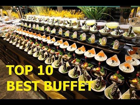 TOP 10 BEST 5 STAR HOTEL RESTAURANT BUFFET TURKISH RIVIERA 2019
