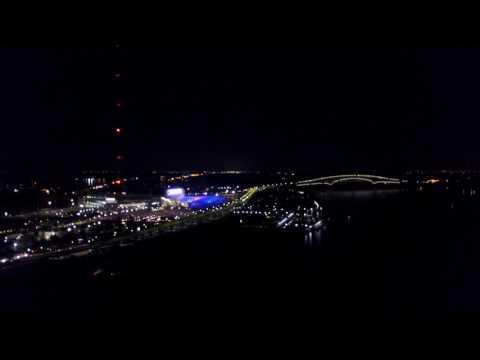 Downtown Jacksonville, Florida - DJI Mavic Pro - Music By: Selwyn Birchwood Band