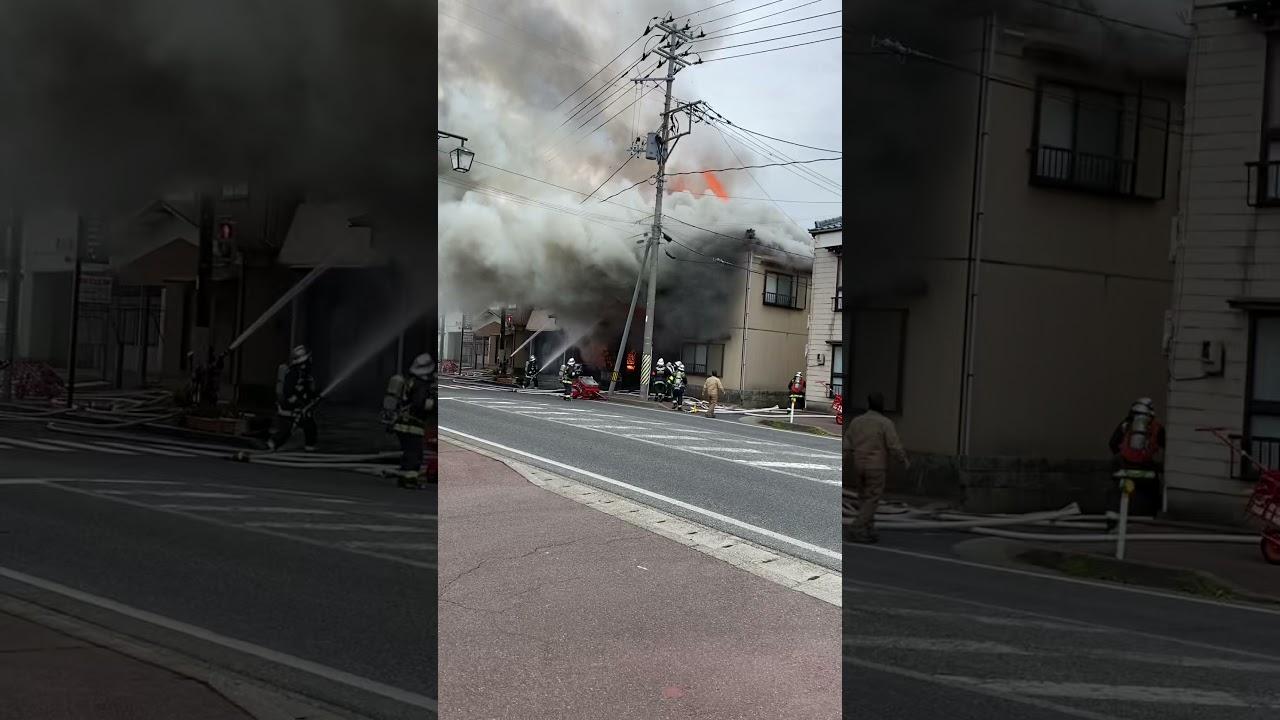 新潟 市 火事