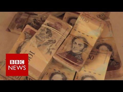 Venezuela pulls most popular banknote - BBC News